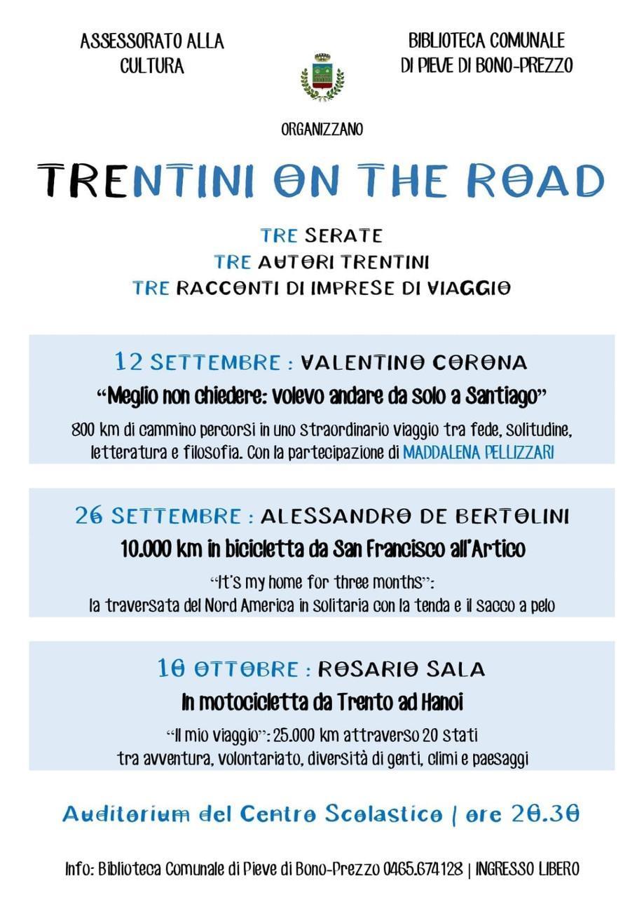 Trentini ON the ROAD: Alessandro De Bertolini